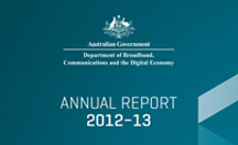 Department of Broadband annual report