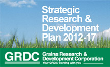 GRDC Strategic Research & Development Plan