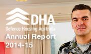 DHA annual report website 2014-15