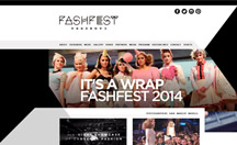 Fashfest website featured image